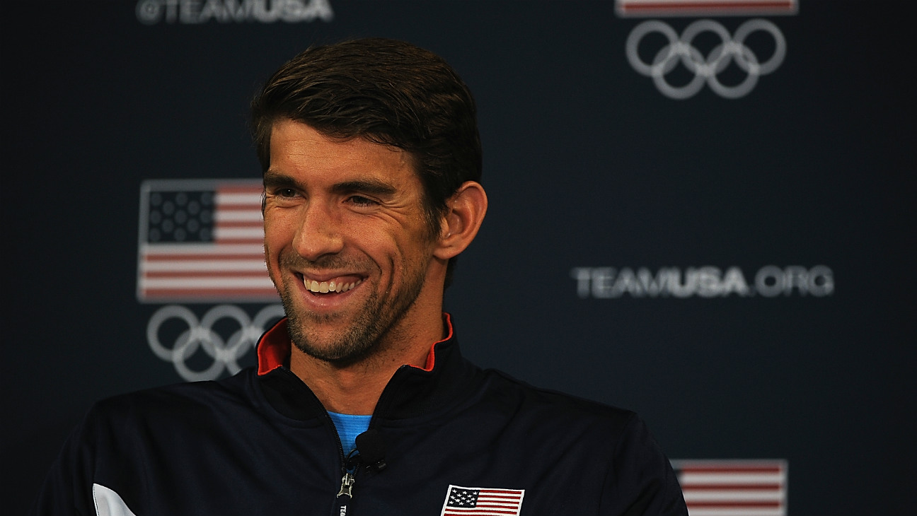 Michael Phelps - Getty - H 2016