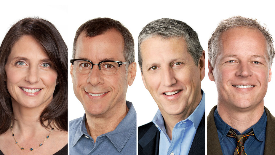 Michele Ganeless, Kent Alterman, Doug Herzog and David Bernath Split - Publicity - H 2016