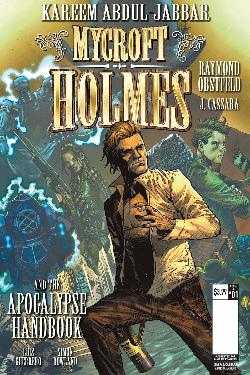 Mycroft Holmes Cover-P 2016