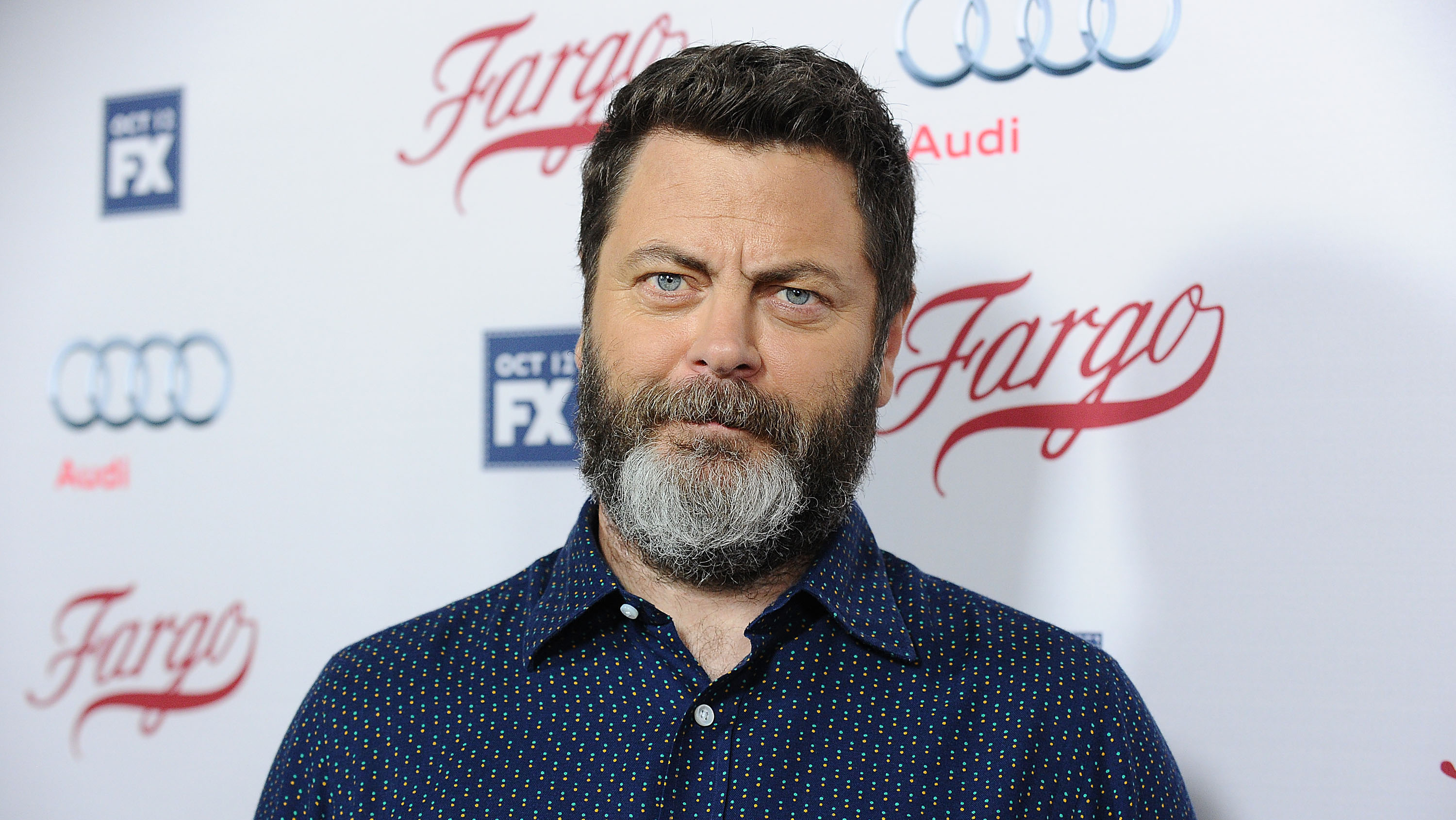 Nick Offerman - Getty - H