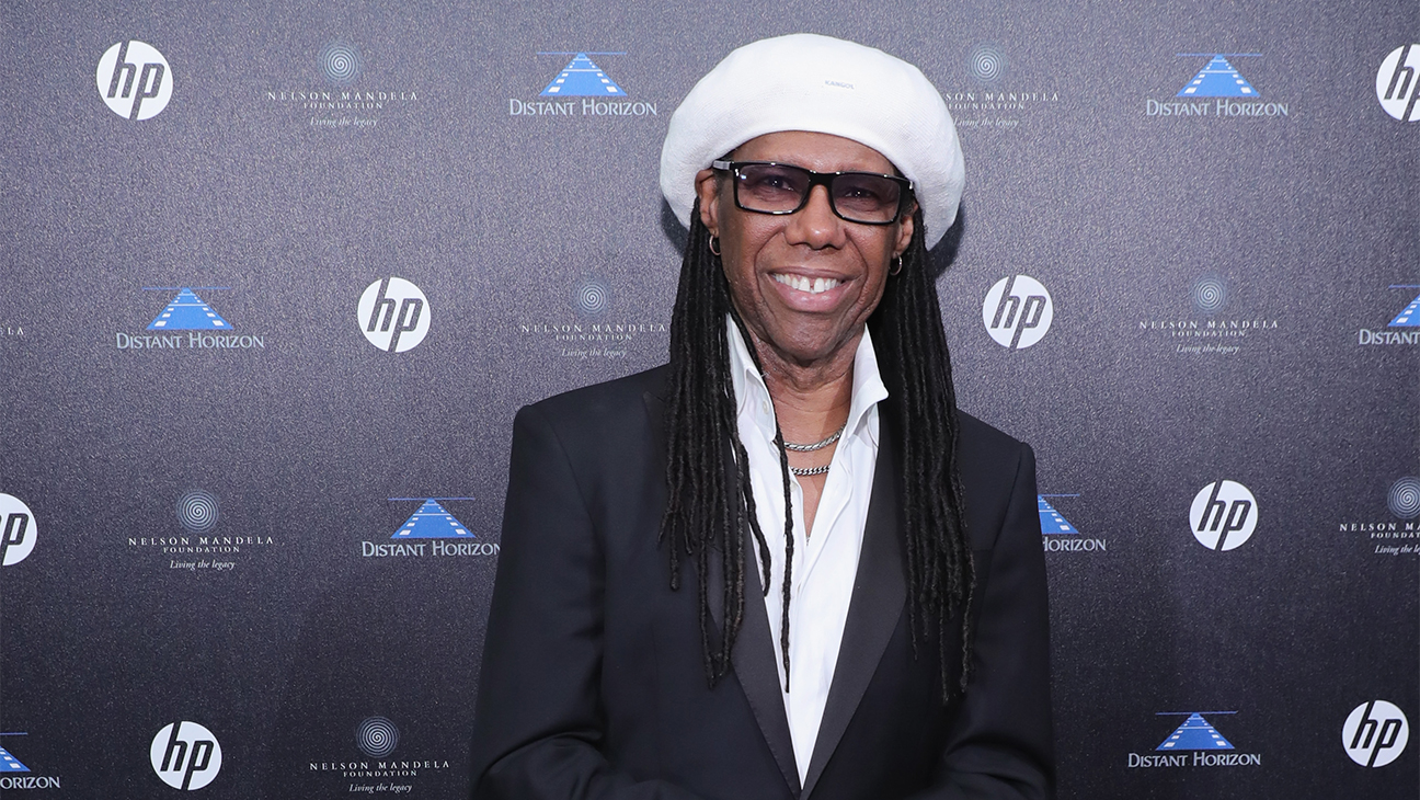 Nile Rodgers Nelson Mandela Gala Cannes Getty H 2016