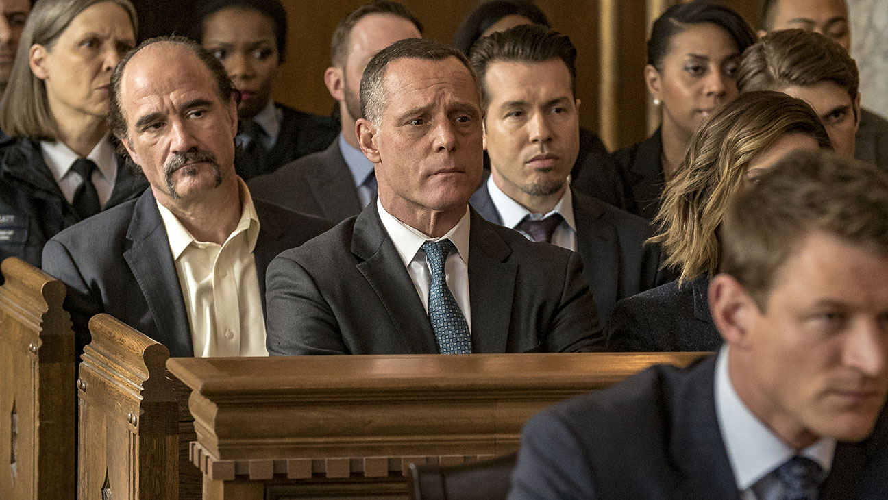 CHICAGO P.D. -- Justice Episode 321-H 2016
