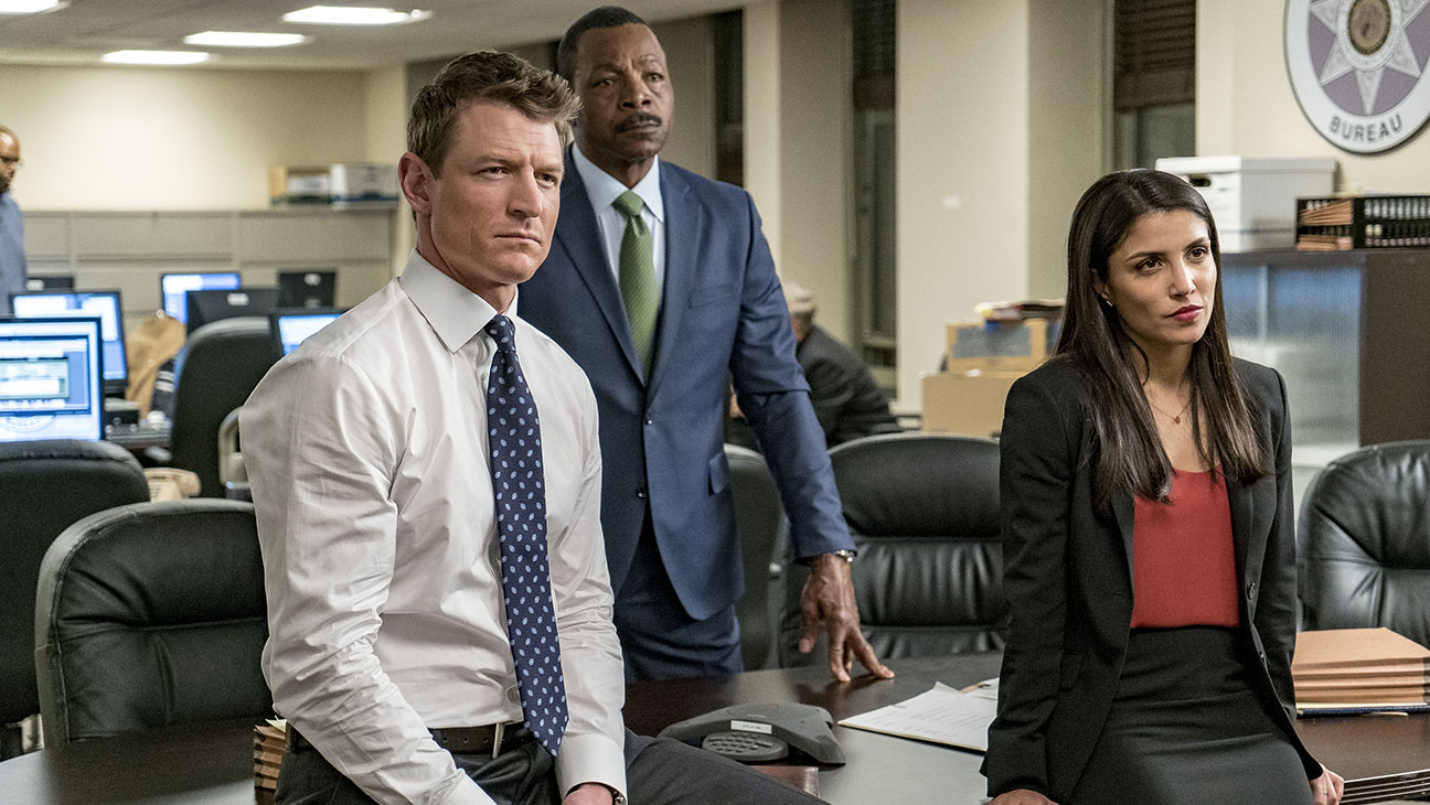 CHICAGO P.D. -- Justice Episode 321-Philip Winchester- Carl Weathers-Nazneen Contractor -H 2016