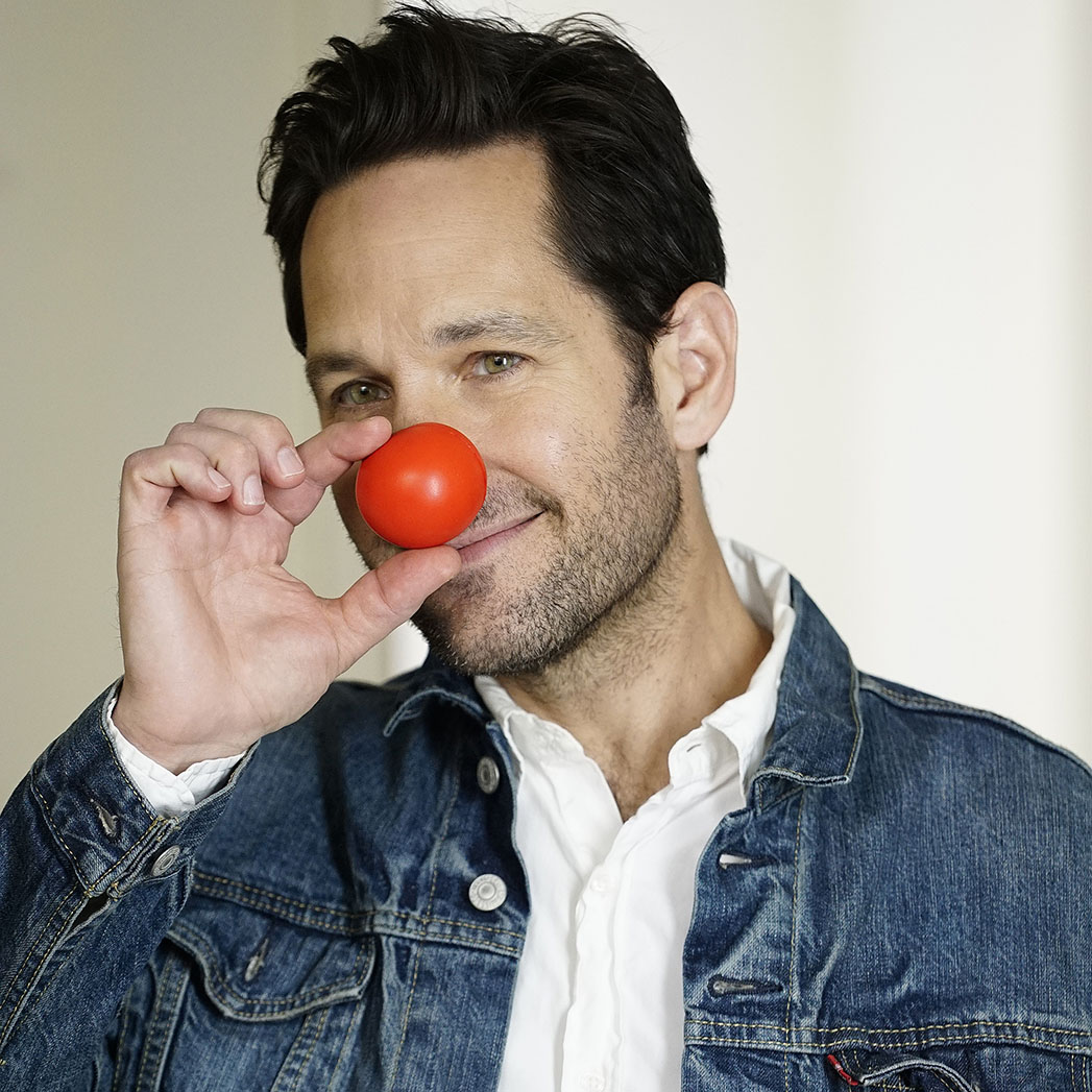 THE RED NOSE DAY SPECIAL NBC-Paul Rudd-SQ 2016