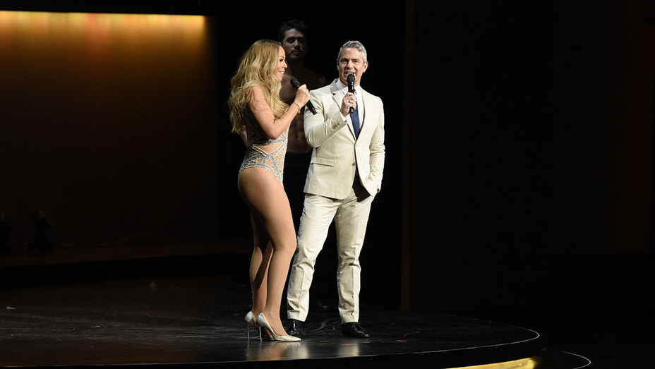 2016 NBC Universal Upfront Stage -May 16, 2016--Mariah Carey-H 2016