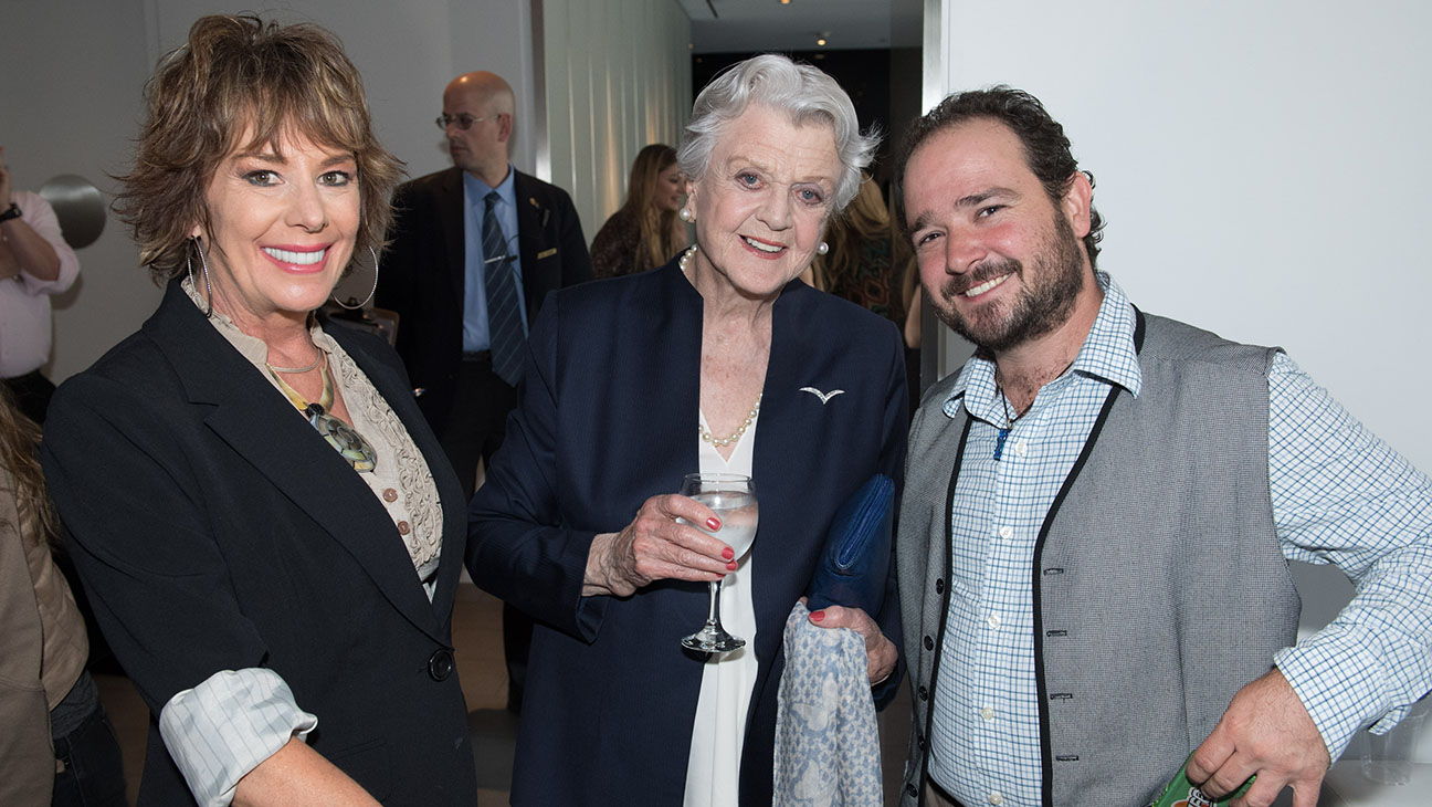 Paige O'Hara, Actress Angela Lansbury and Actor Bradley Pierce - Publicity - H 2016