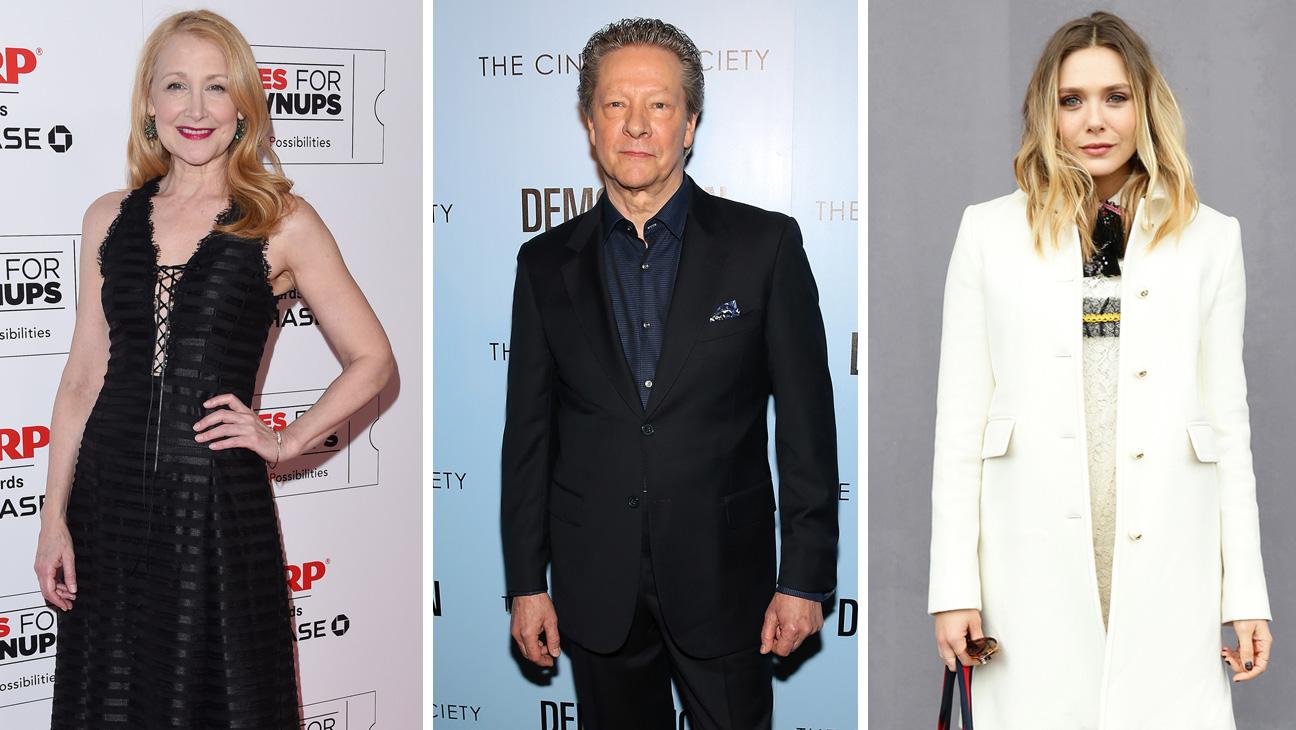 Patricia Clarkson Chris Cooper Elizabeth Olsen Split - H 2016