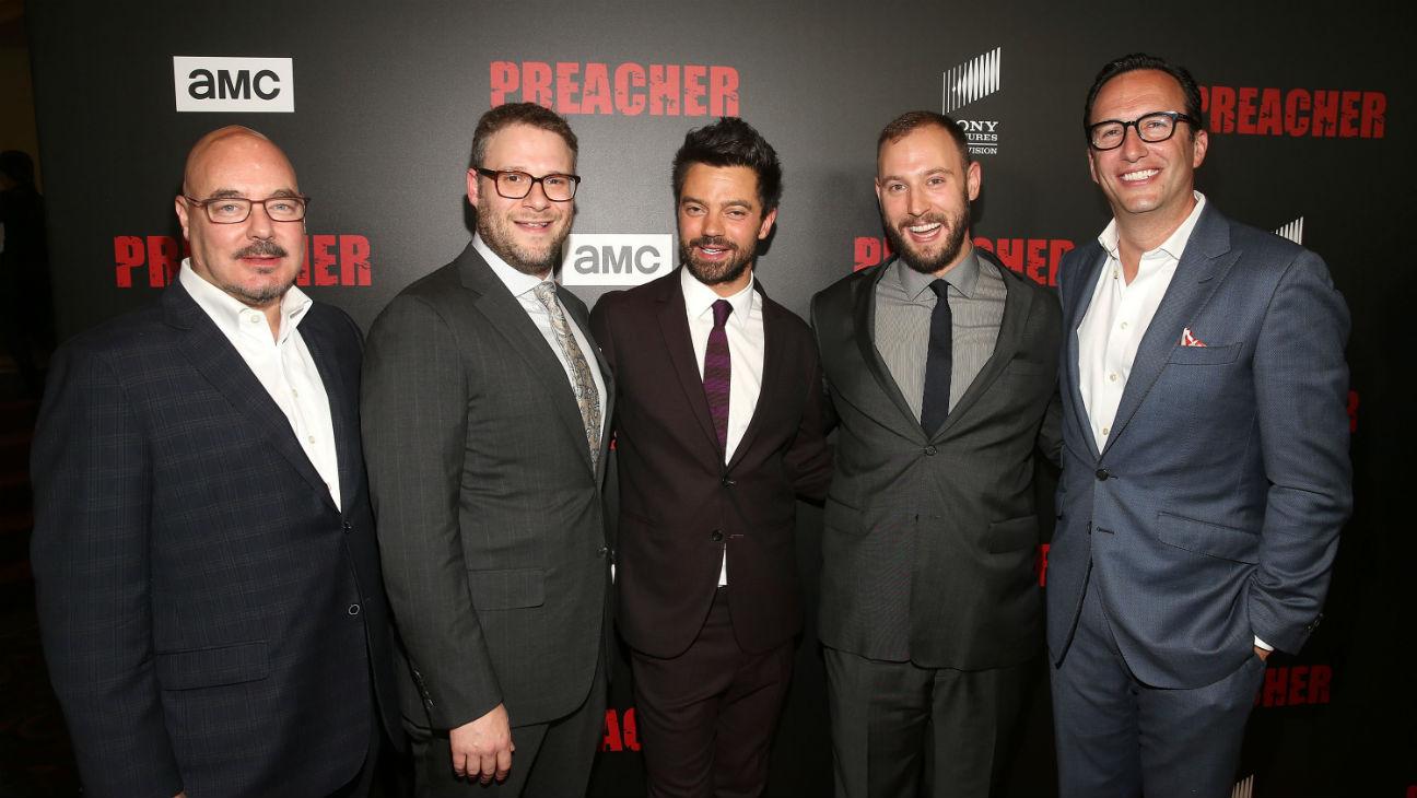 Preacher Premiere H - 2016