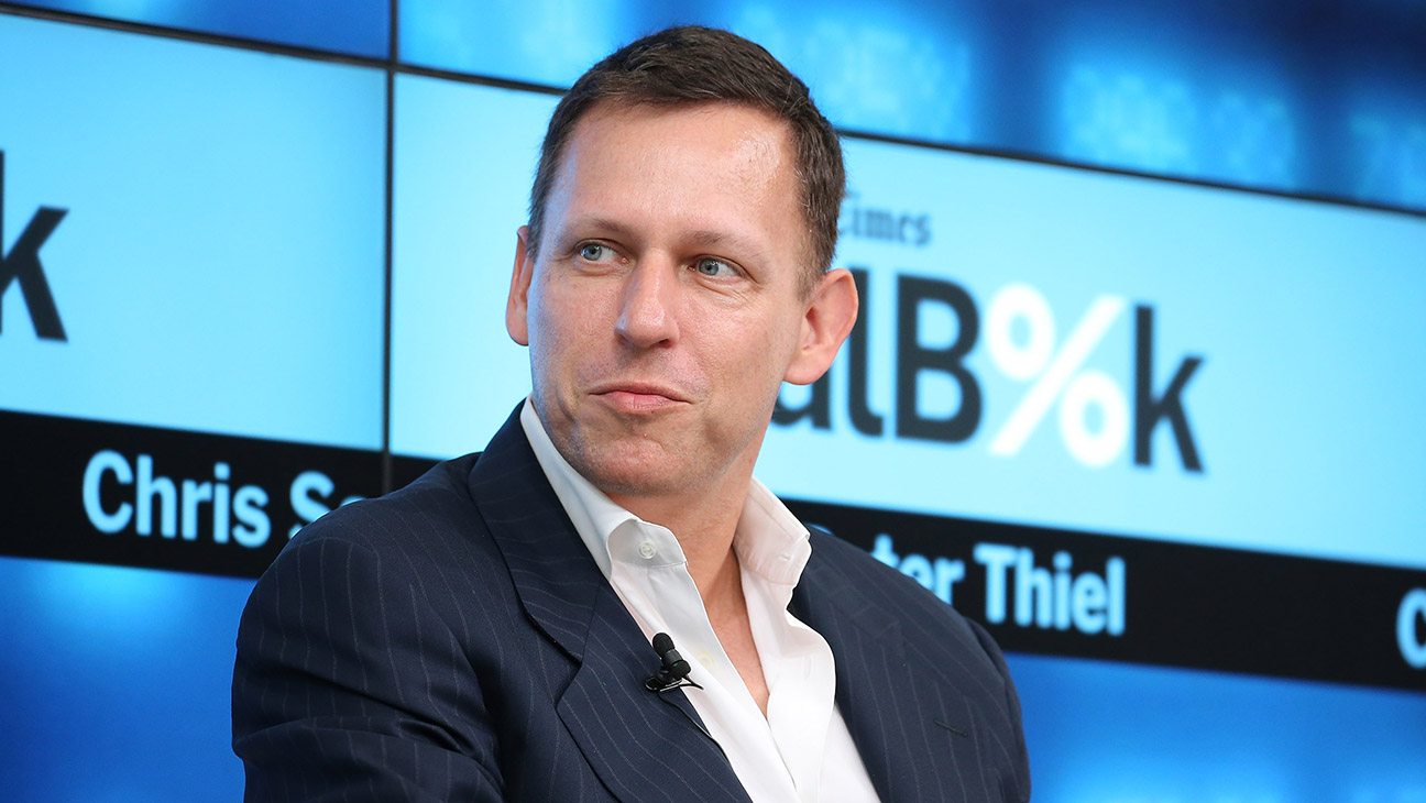 Peter Thiel - Getty - H 2016
