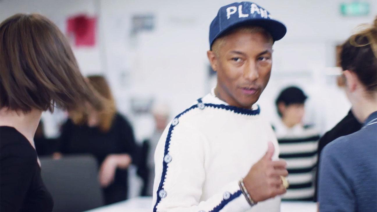 Pharrell Chanel Schreenshot H 2016