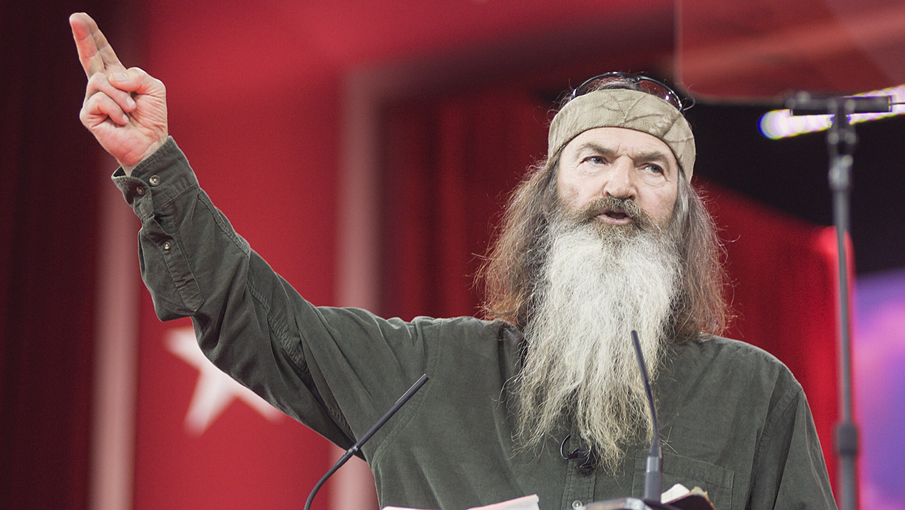 Phil Robertson - Getty - H 2016