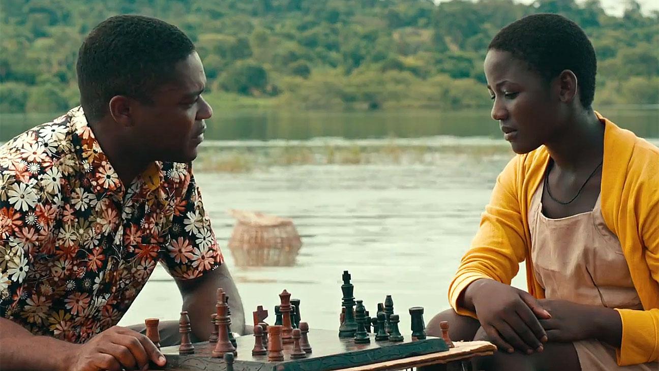 Queen of Katwe Official Trailer #1 - H 2016