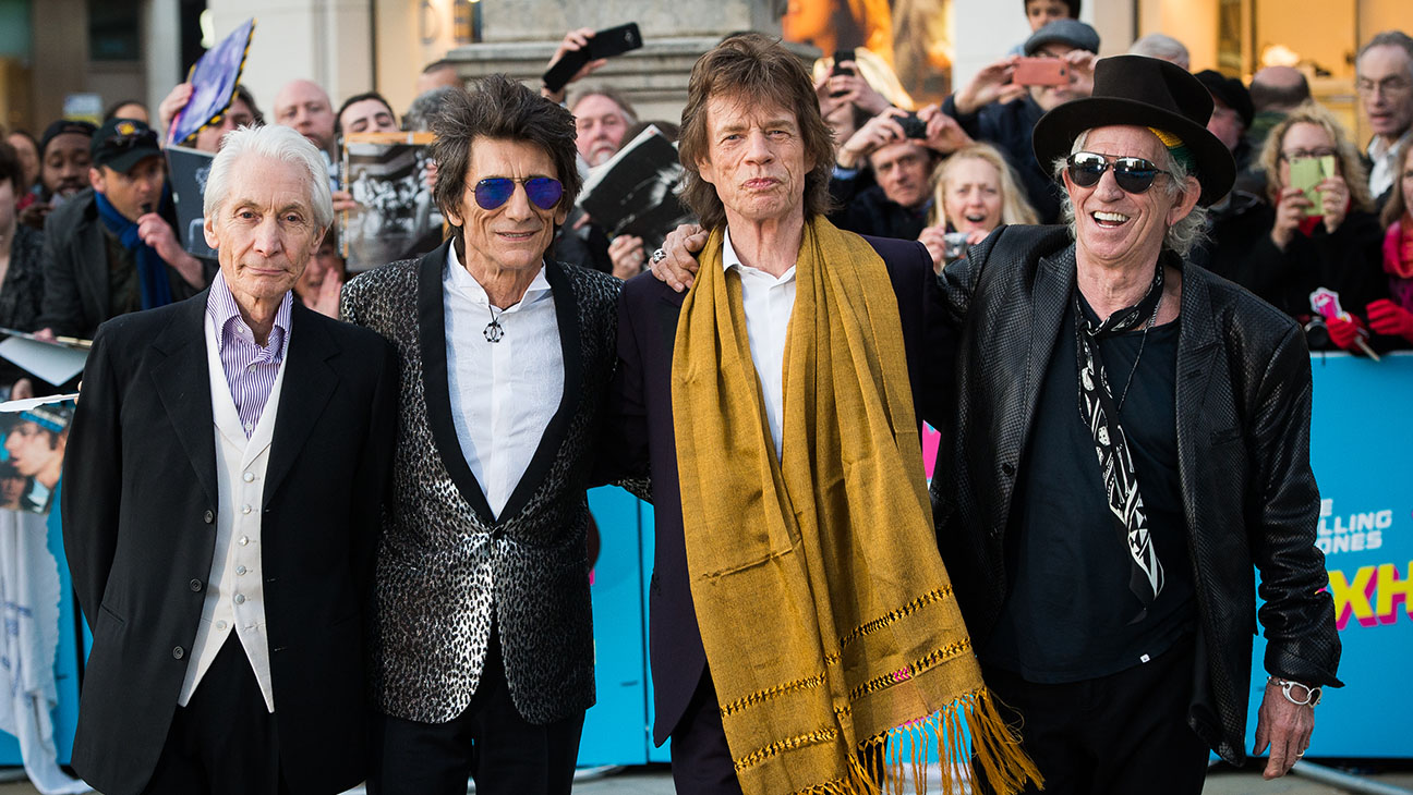 The Rolling Stones  - Getty - H 2016