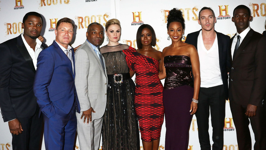 Roots cast NY premiere - H