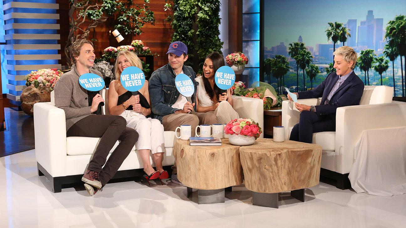 The Ellen DeGeneres Show -We Have Never-H 2016
