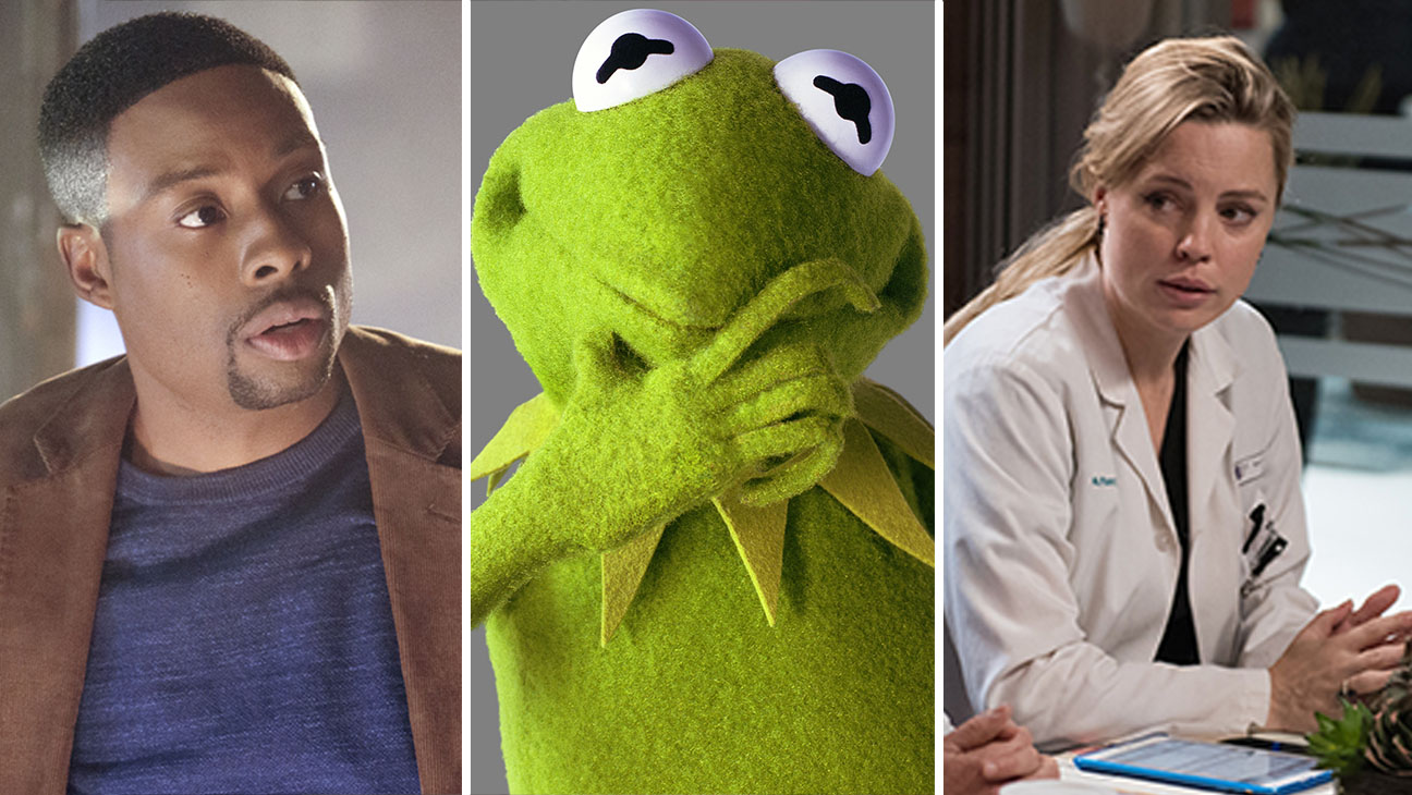 Rush Hour (CBS), THE MUPPETS (ABC) and Heartbeat (NBC) Split- H 2016