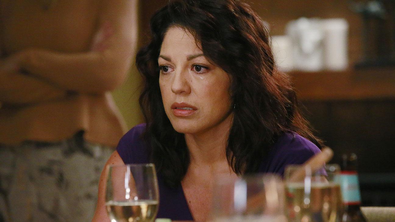 Grey's Anatomy - Sara Ramirez-H 2016
