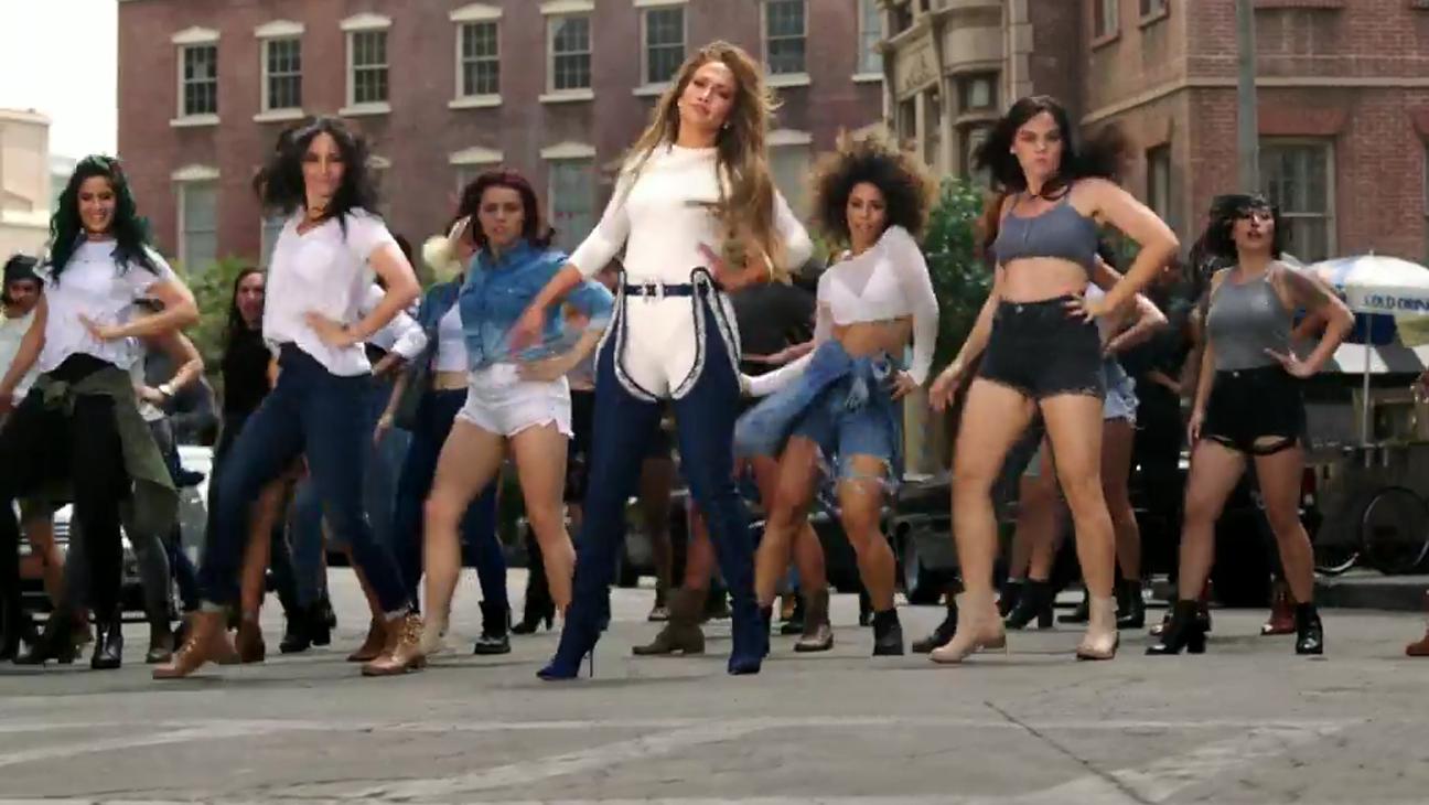 Jennifer Lopez Screengrab - H 2016