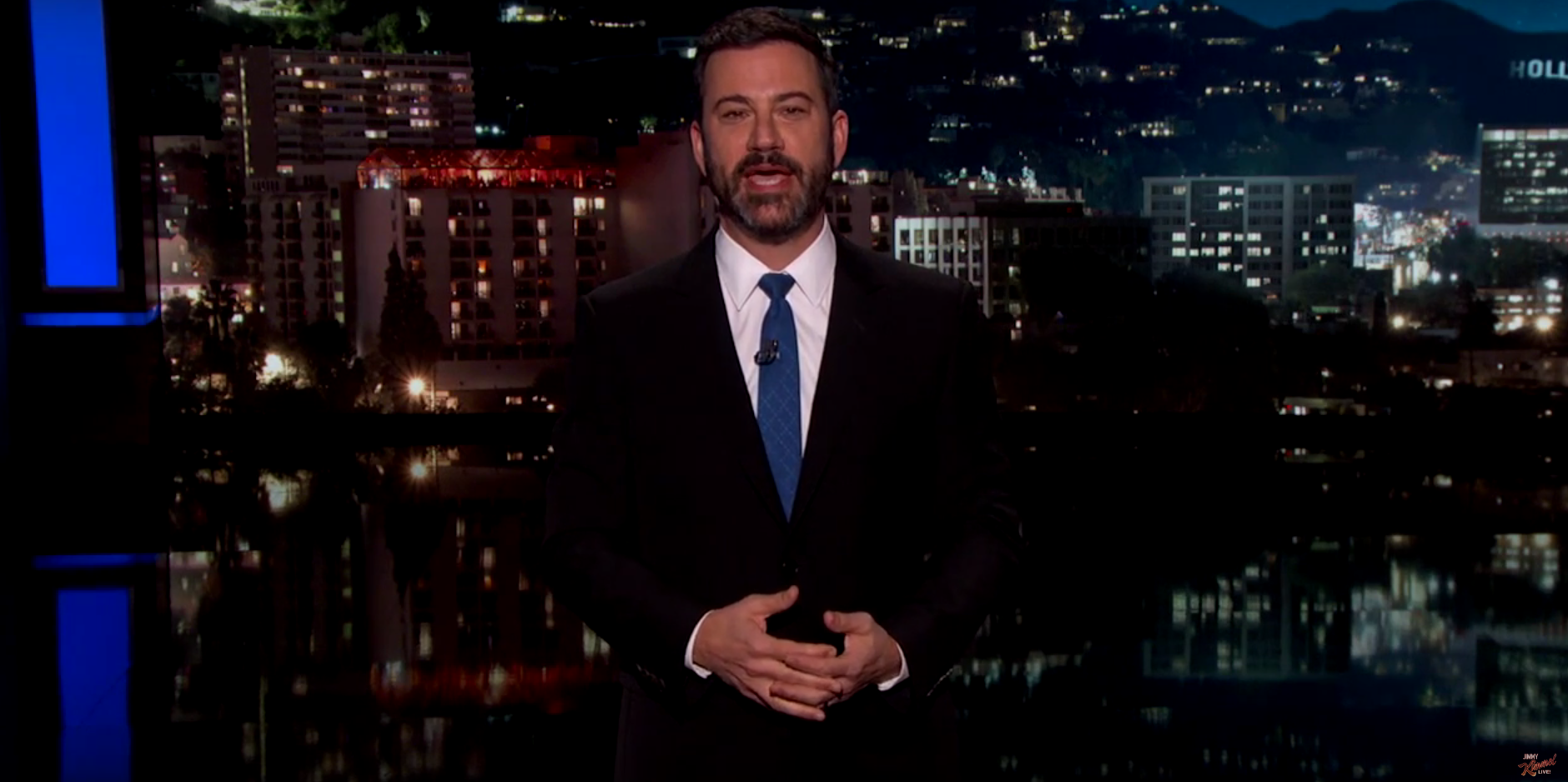 Jimmy Kimmel Live - H 2016