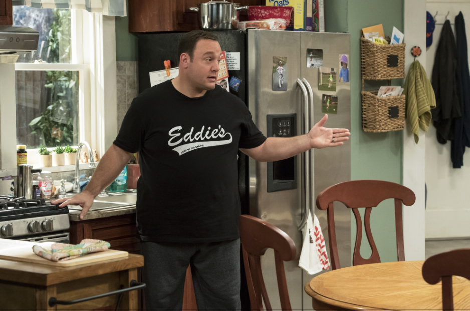 Kevin Can Wait - H 2016