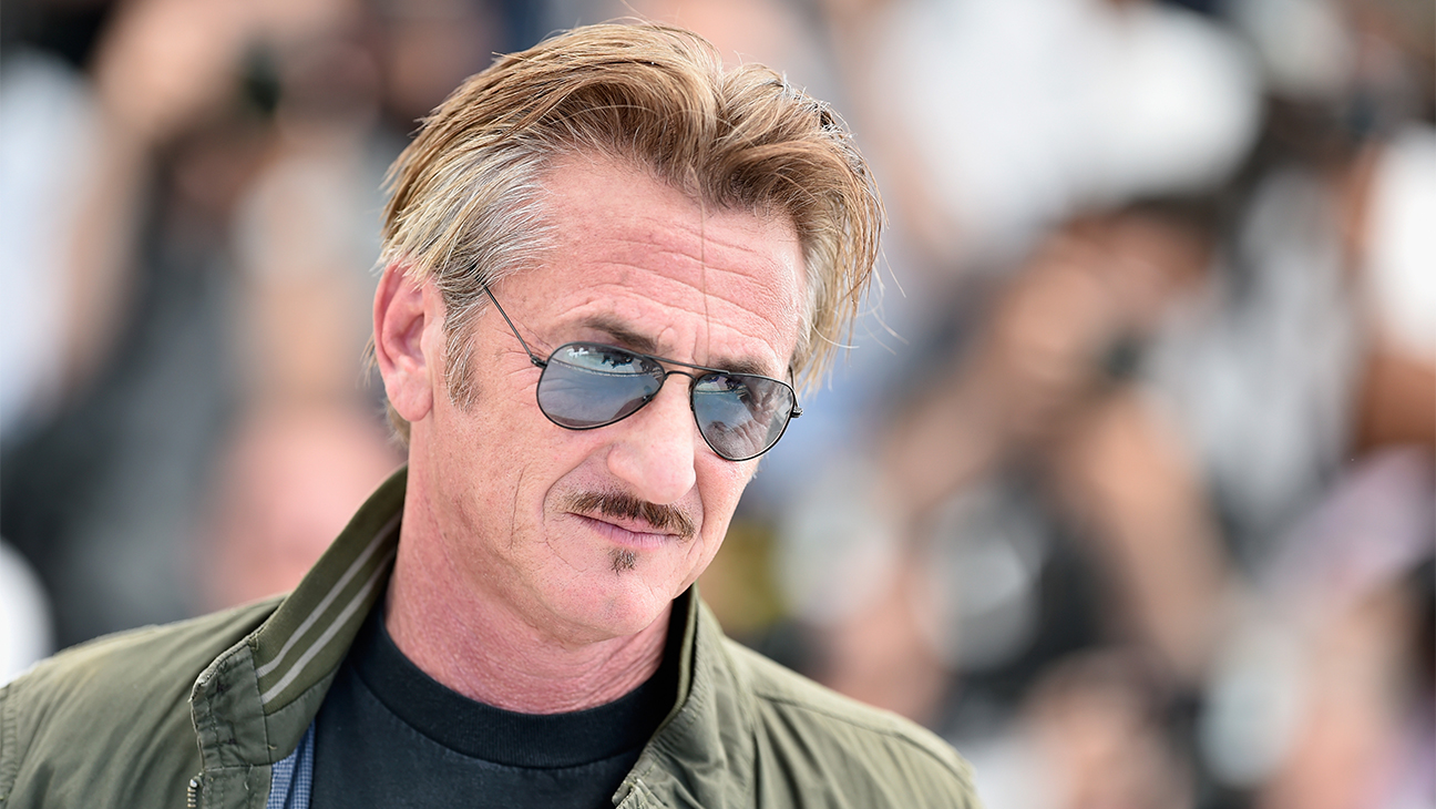 Sean Penn Cannes Getty H 2016