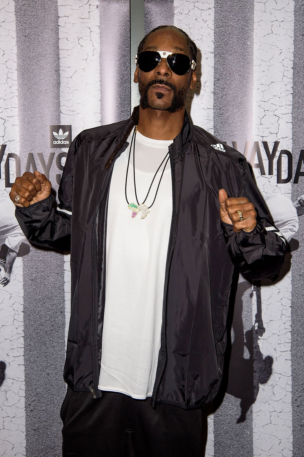 Snoop Dogg Away Days - GETTY - P 2016