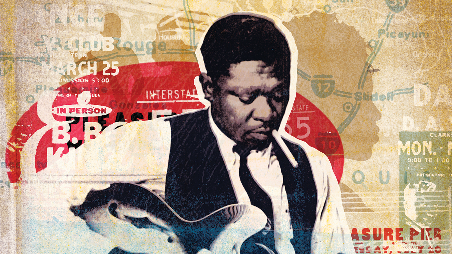"""B.B. King's Estate War: 15 Kids, 15 Moms and a """"Totally Haywire"""" Fight"""