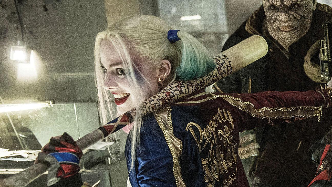 Warner Bros. Secret Weapon -Suicide Squad Margot Robbie-H 2016