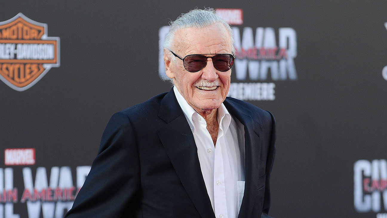 Stan Lee - Getty - H 2016