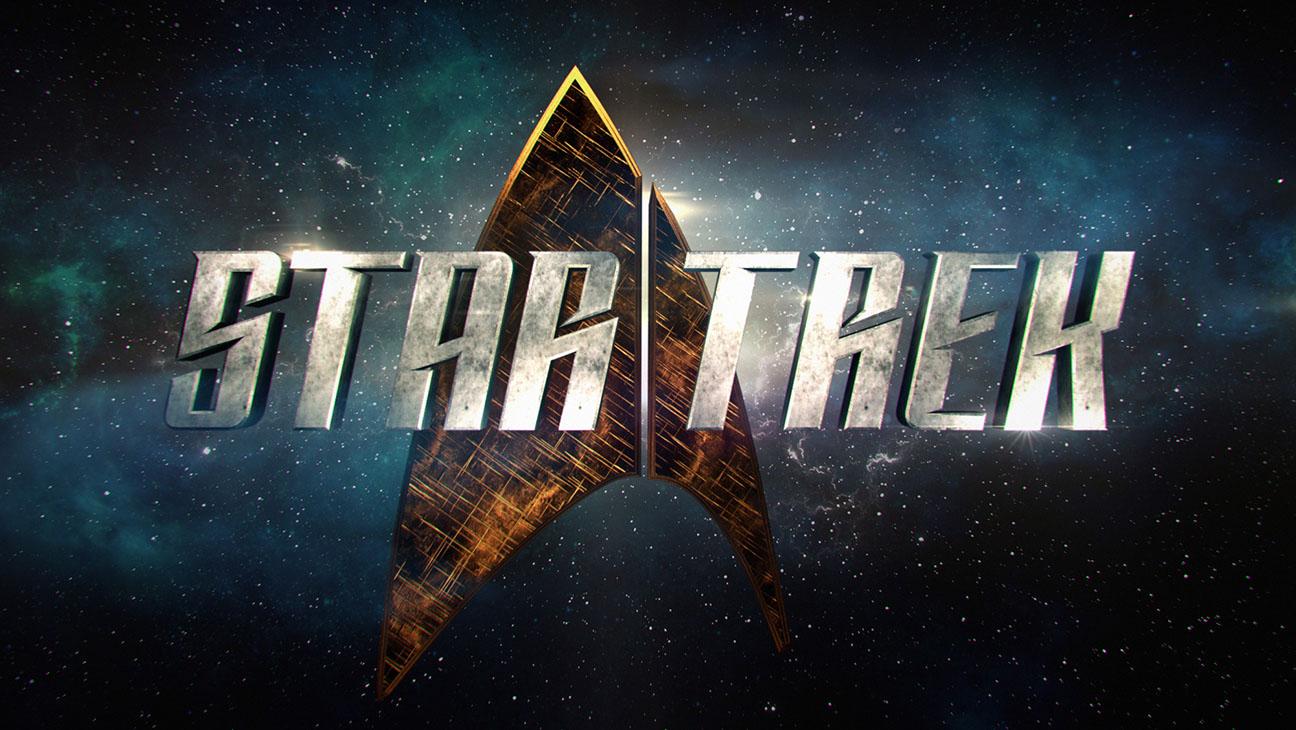 Star Trek Logo - Publicity - H 2016