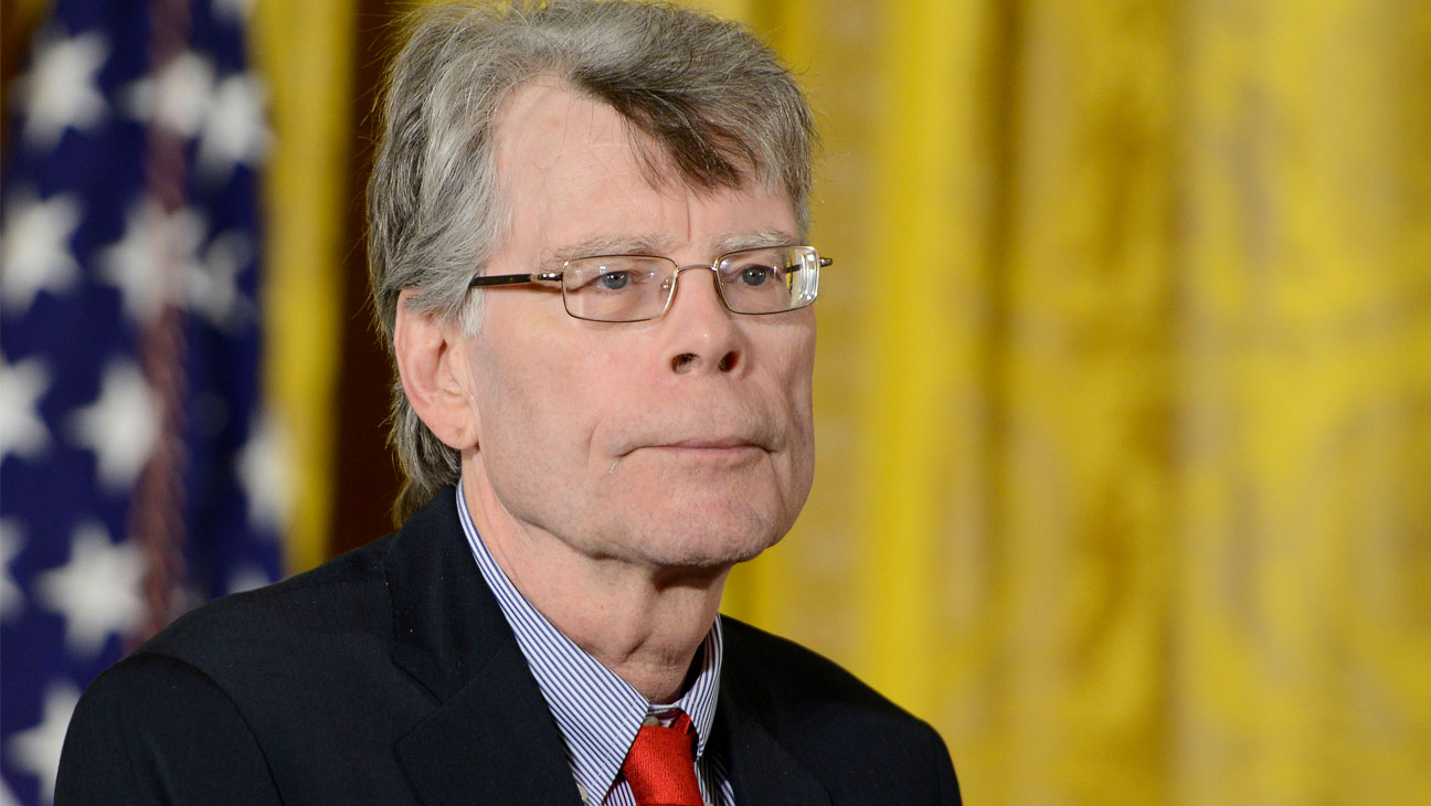 Stephen King Serious WireImage H 2016