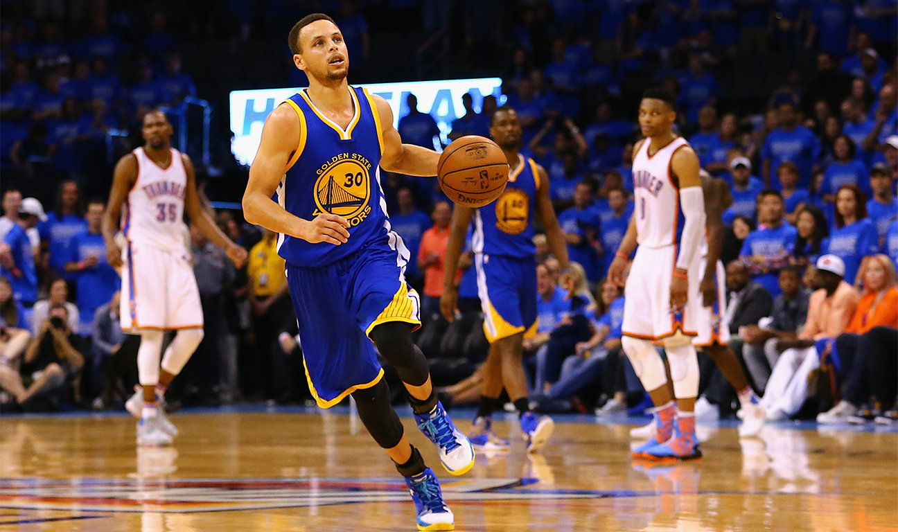 Stephen Curry Game 6 H 2016
