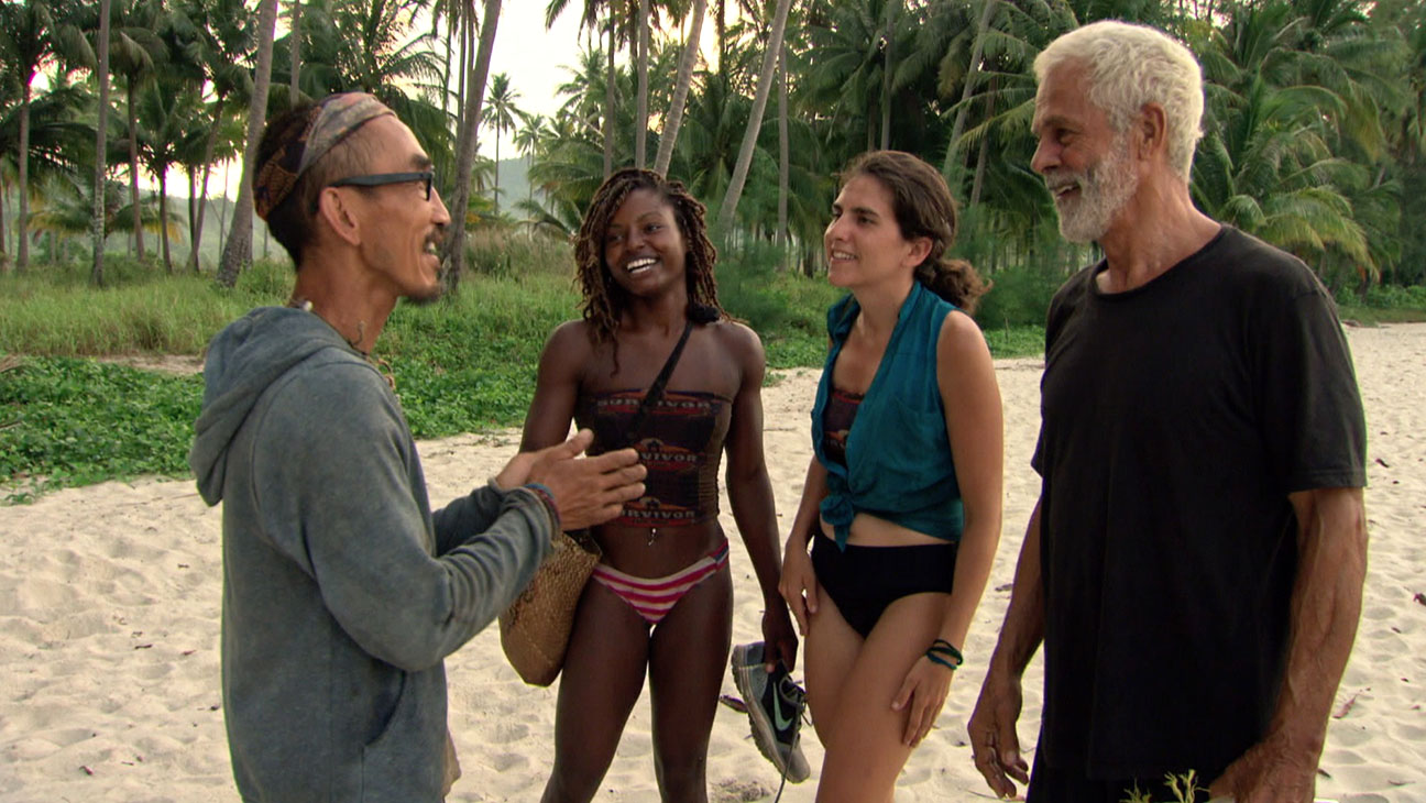 SURVIVOR KAOH: RONG -- Brains vs. Brawn vs. Beauty S32E13 Still - Publicity - H 2016