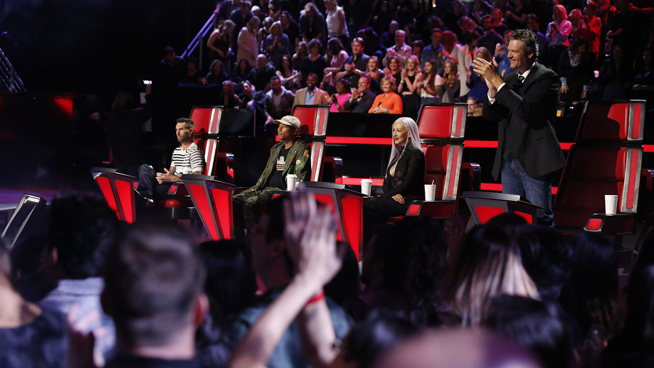 The Voice Season 10 - Top 8 Results - Publicity - H 2016