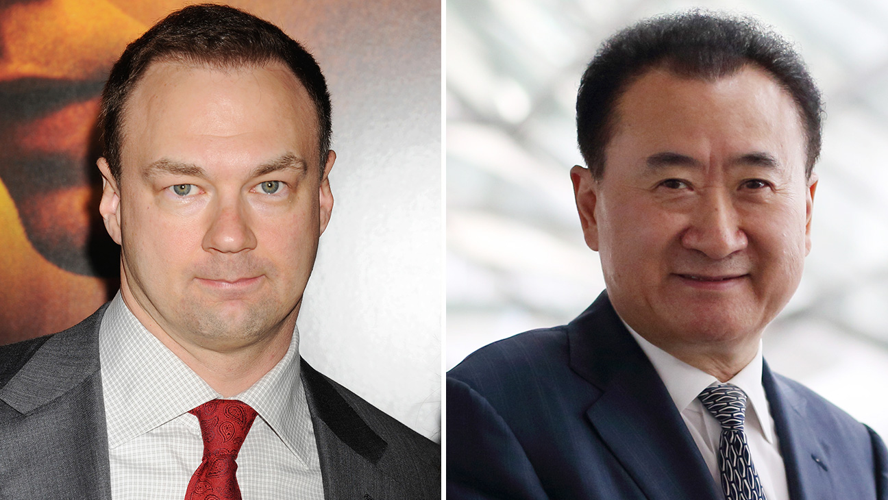 Thomas Tull Wang Jianlin Split - H 2016