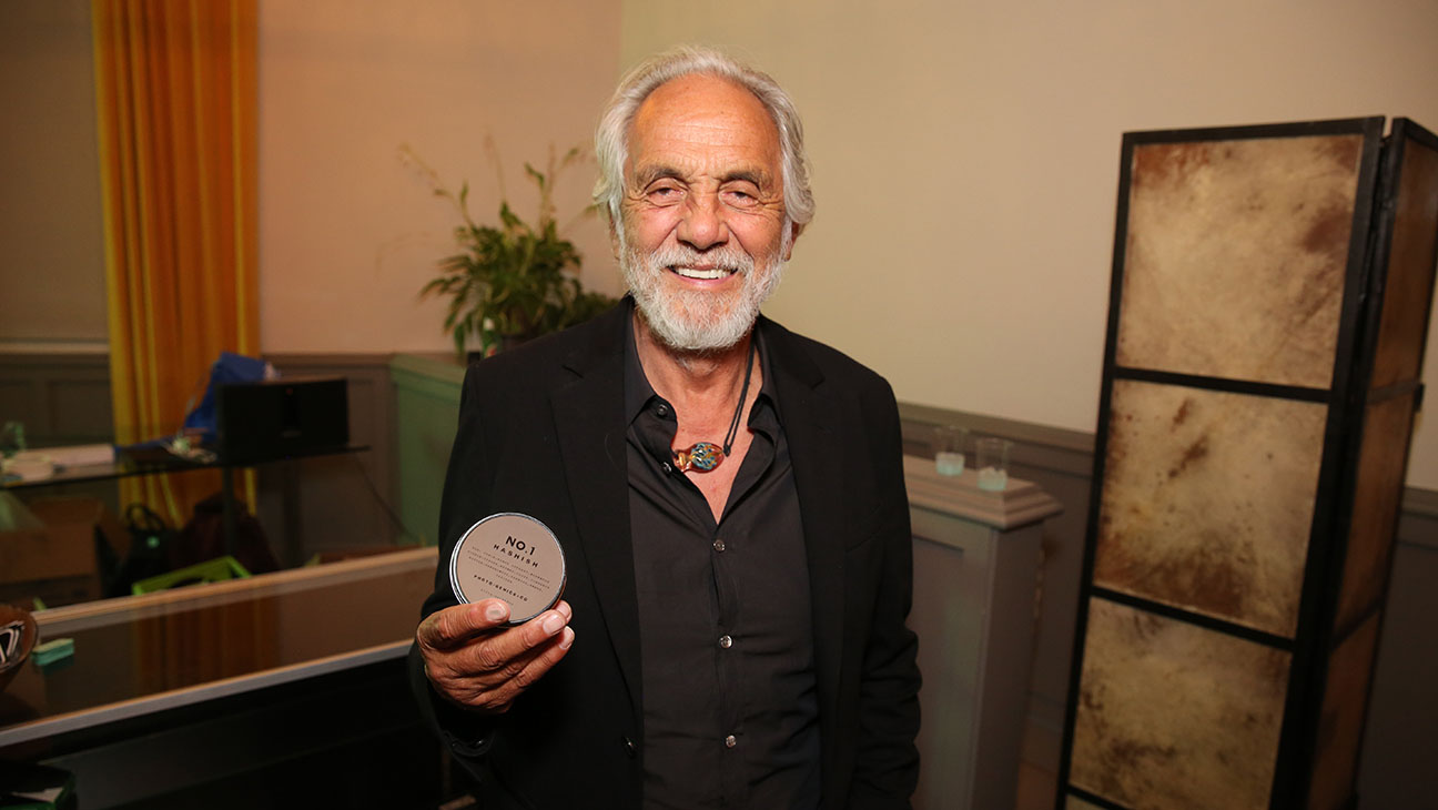 Tommy Chong's Birthday Bash - Publicity - H 2016