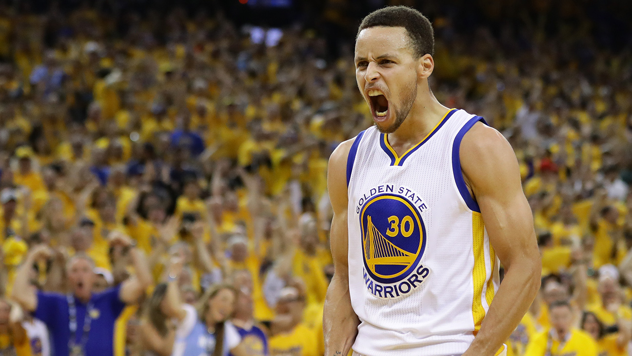 Warriors Steph Curry Getty - H 2016