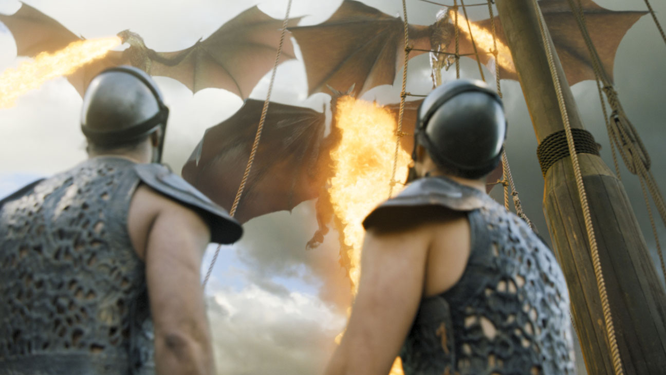 Game of Thrones 609 - Dragon-H 2016