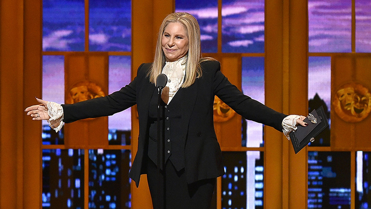 70th Annual Tony Awards Barbra Streisand H 2016