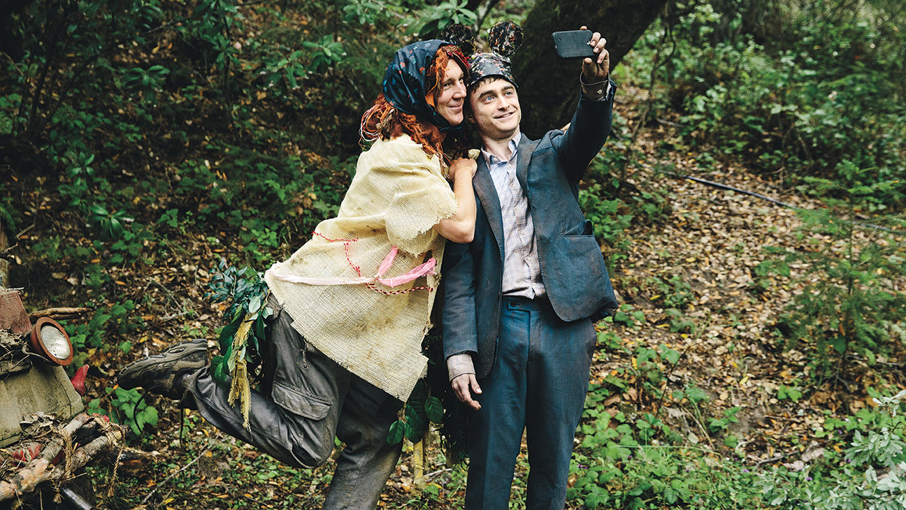 Swiss Army Man -Daniel Radcliffe -H 2016