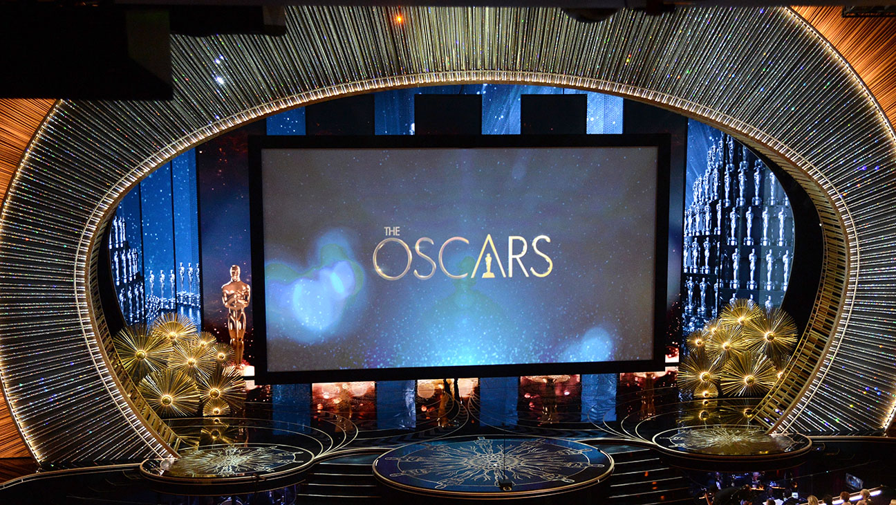Academy Awards Stage H 2016