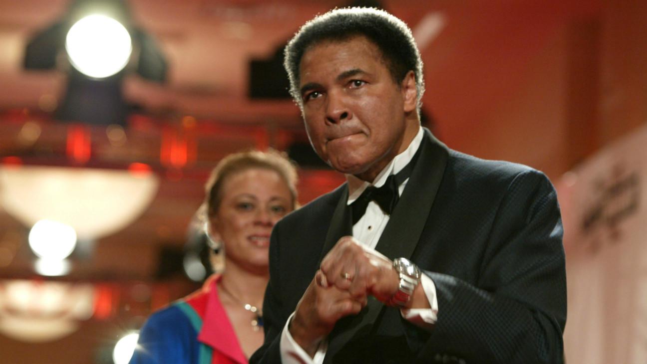 Muhammad Ali Fight Night Getty - H