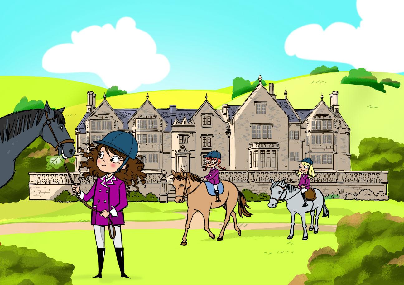 Alice-Miranda Animated Series