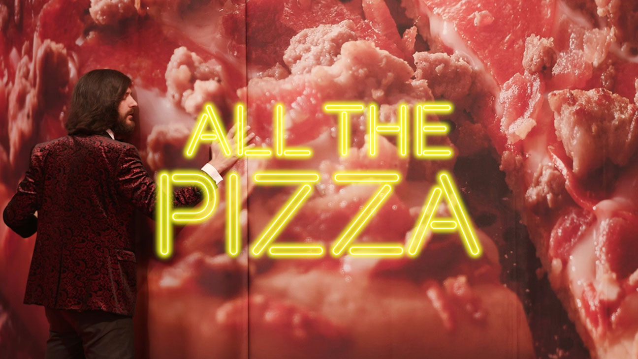 All the Pizza Still - Publicity - H 2016