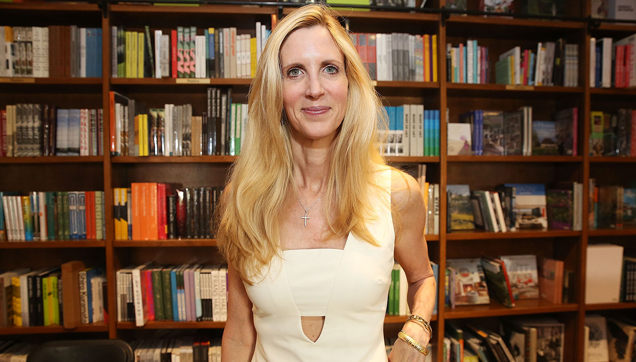 Ann Coulter H 2016