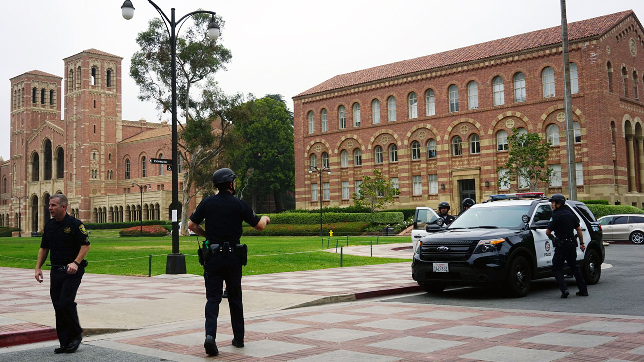 University of California, Los Angeles, Wednesday, June 1, 2016-AP- H 2016