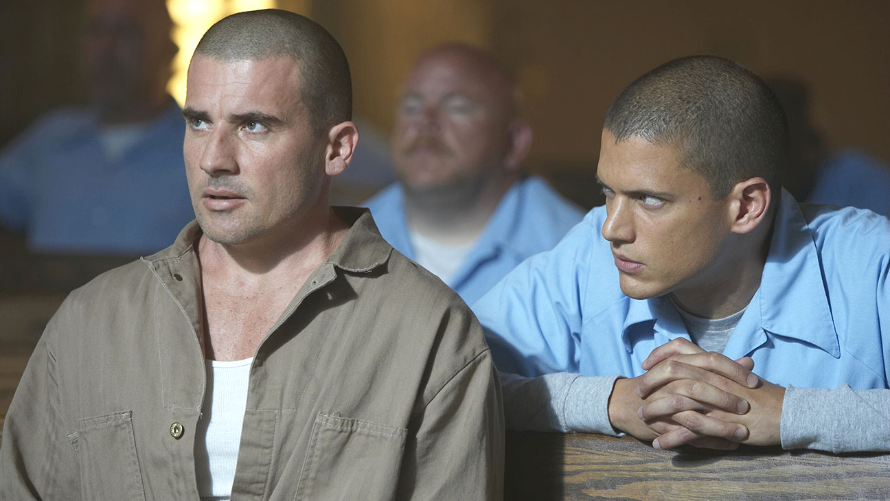 PRISON BREAK-Still - Wentworth Miller and Dominic Purcell-H 2016
