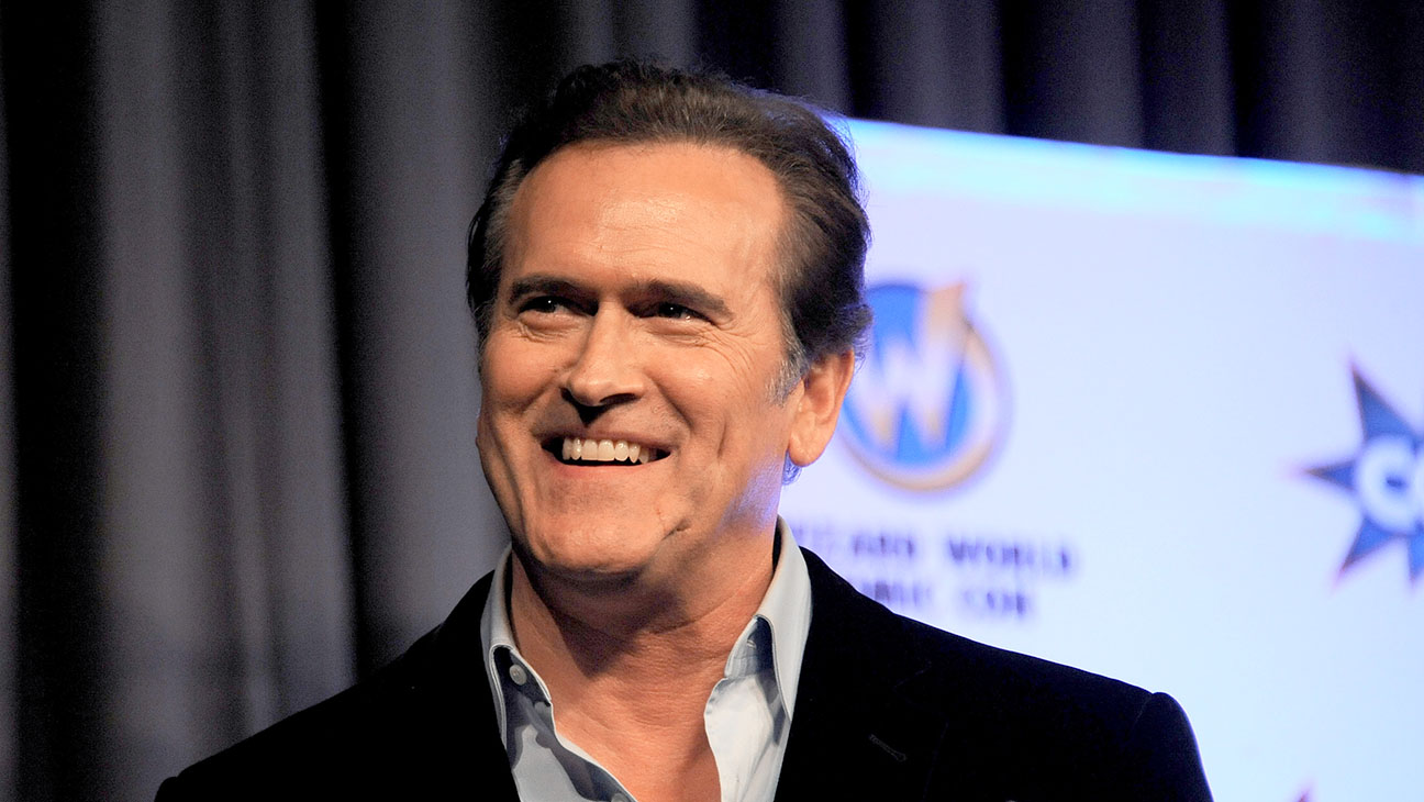 Bruce Campbell - Getty - H 2016