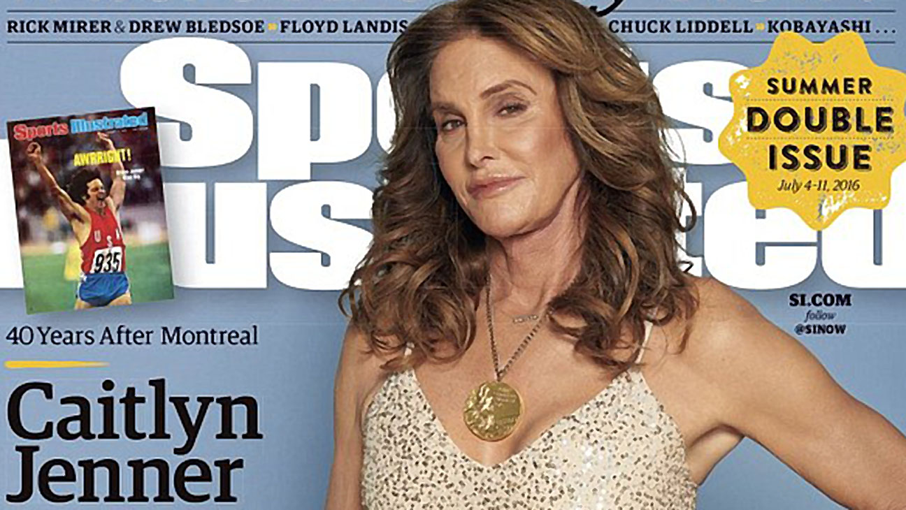 caitlyn jenner sports illustrated cover-H 2016
