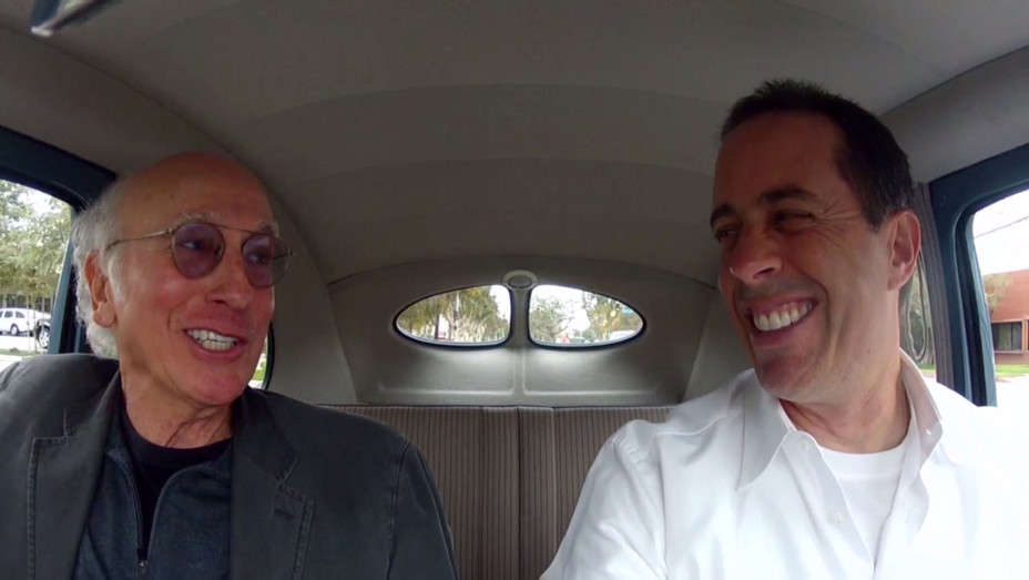 Comedians in Cars Screenshot Larry David Jerry Seinfeld H 2016